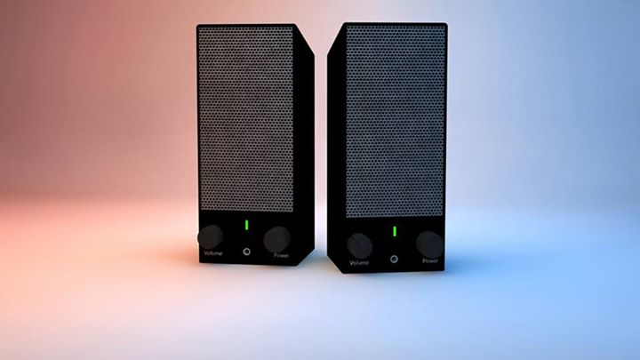 Genius Speakers 3D