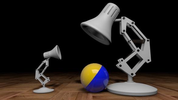 PIXSAR LAMP1