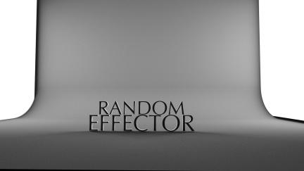 Rendom Effector