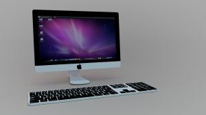 I mac & Keyboard
