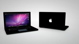 Mac Book Air Black