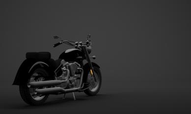 3Point BackDrop Studio Setup - Dark2