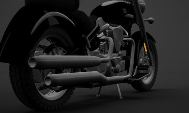 3Point BackDrop Studio Setup - Dark45