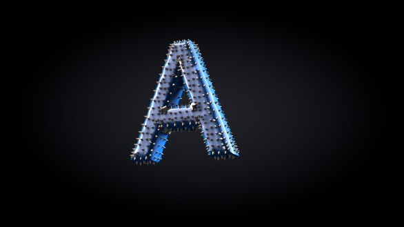 Spikes With Text2